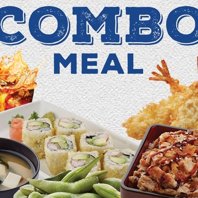 COMBO MEAL AT 50 DHS! only at Town Centre