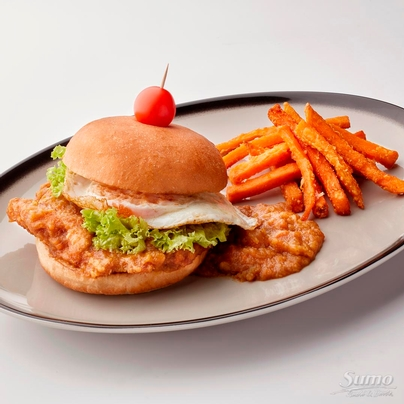 KATSU BURGER Specials of the Month