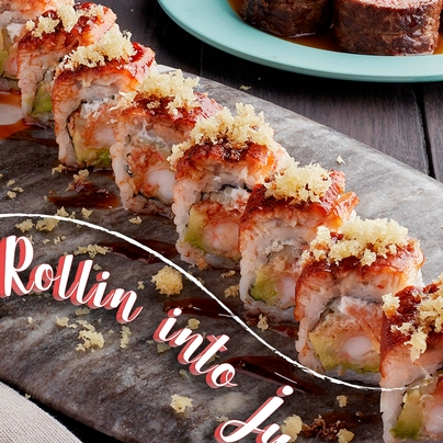 KEIHAKU Roll of the Month