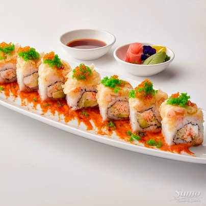 WHITE DRAGON Roll of the Month