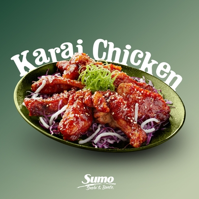 KARAI CHICKEN Special of the Month