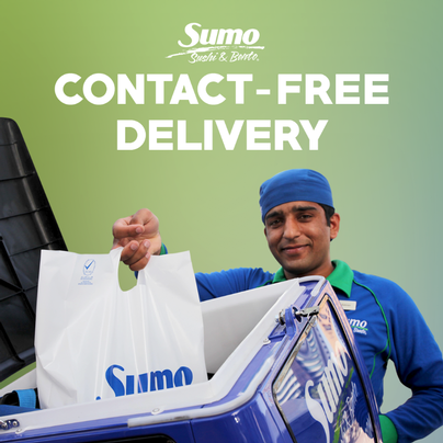 CONTACT-FREE DELIVERY Order via the Mobile App