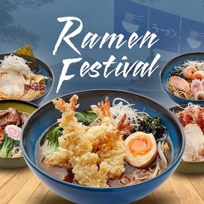 RAMEN FESTIVAL 2021 Celebrating the Traditional Art of Japanese Ramen!!