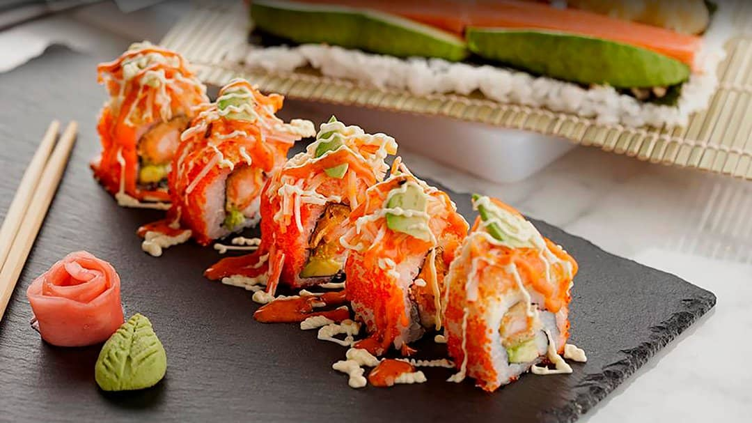 Dubai's Original Sushi Restaurant Sumo Sushi & Bento - The Best Sushi Restaurant in Dubai