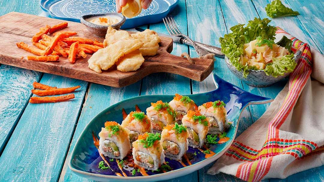 Dubai's Original Sushi Restaurant Sumo Sushi & Bento - The