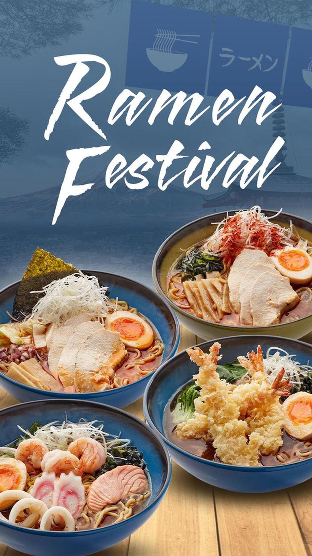 Ramen Festival 2021